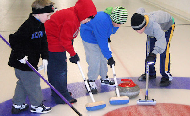 Junior Curlers